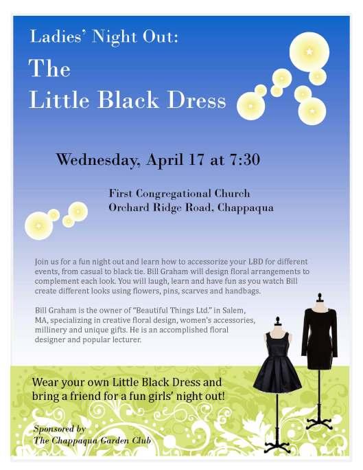 little black dress flyer[1]