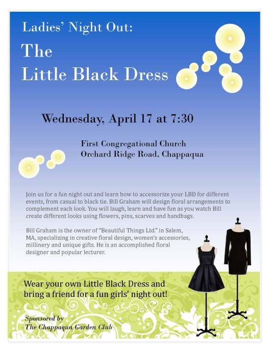 little black dress flyer[1]