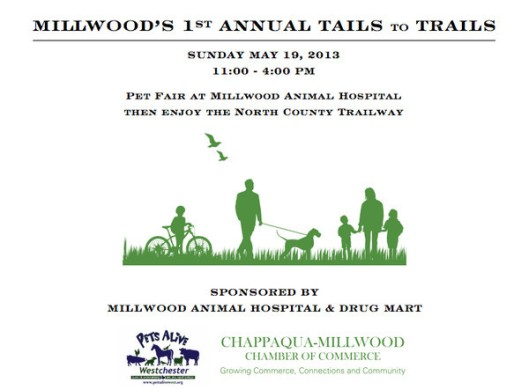 Millwood's 1st Annual Tails to Trails