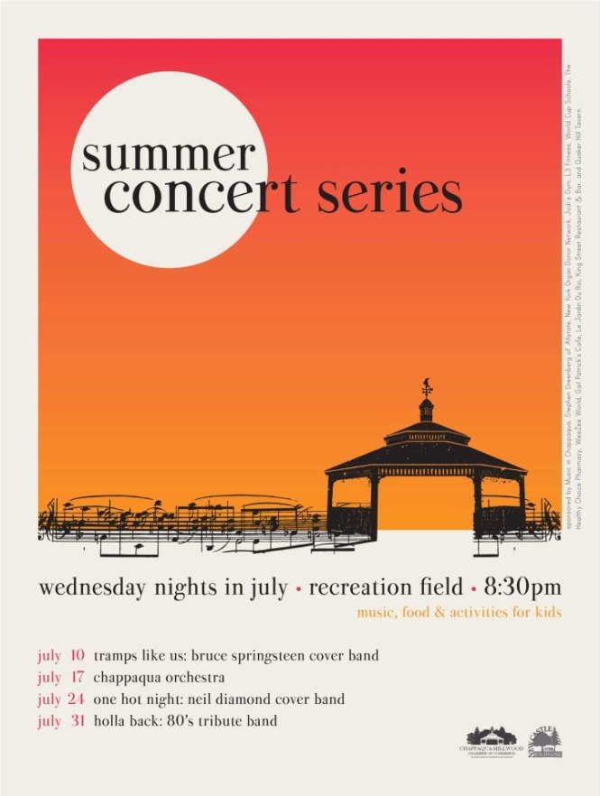 Millwood Summer Concerts