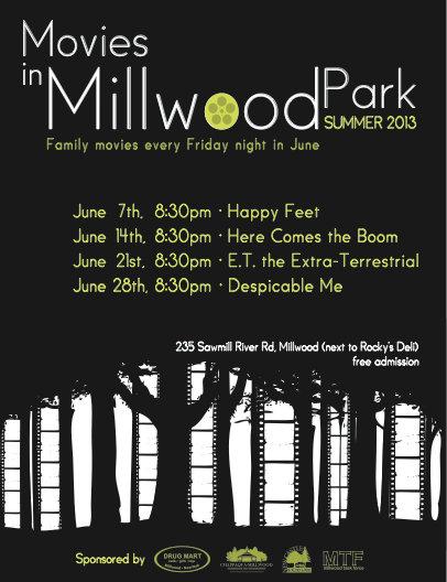 Millwood Park Summer 2013