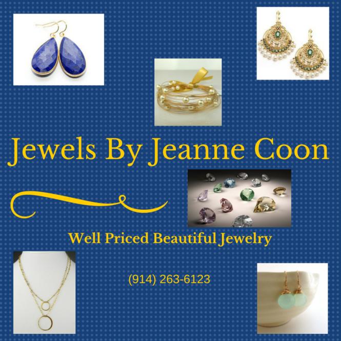 Jeanne Coon Jewelry Flyer